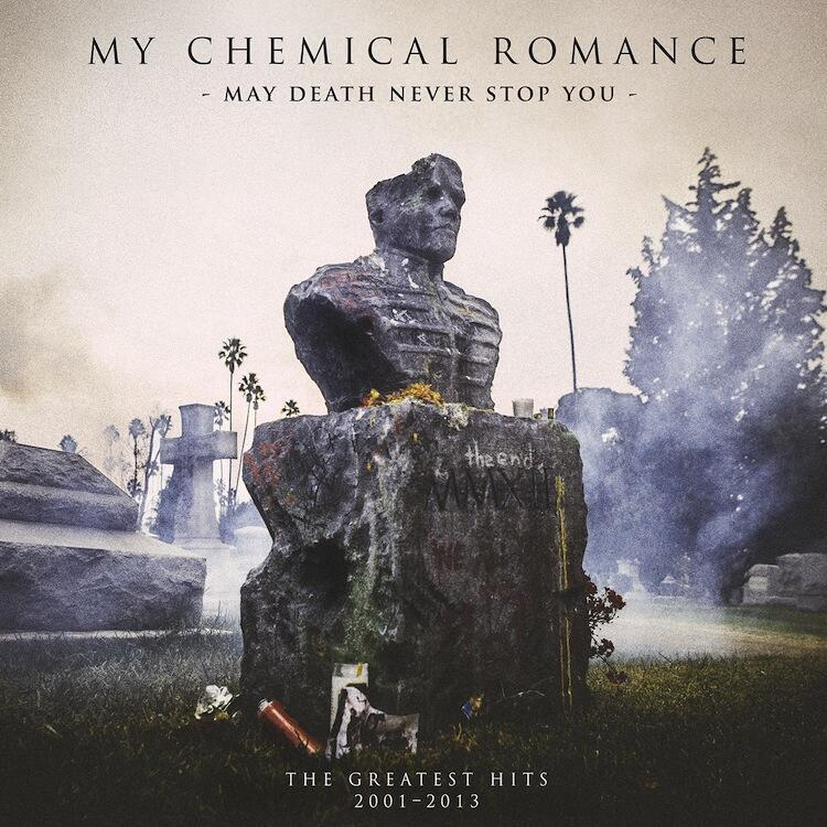 "My Chemical Romance Greatest Hits, ""May Death Never Stop You"""