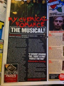 Kerrang! Article